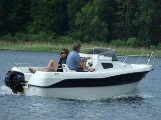 Kajütboot Star 450