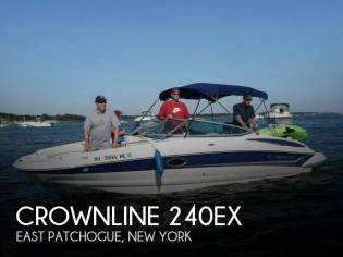 Crownline 240EX