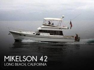 Mikelson 42 Sports Fisher Sedan