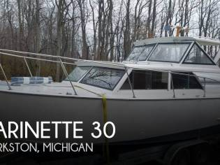 Marinette 28 Express