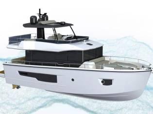 Cranchi T55 ECO Trawler