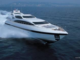 Overmarine Mangusta 105 Sport