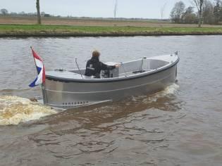Van Vossen Sloep 550VB