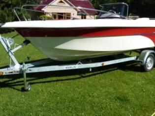 SeaRider 520 sport basic Konsolenboot