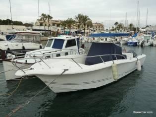 White Shark 285