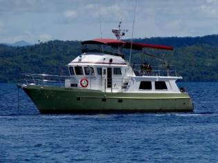 Seahorse Marine 52' Luxury Expedition Trawler
