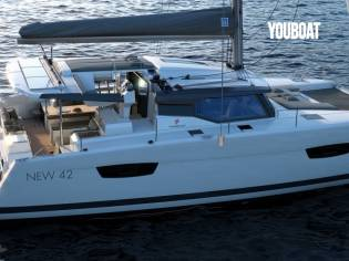 Fountaine Pajot New 42 Quatuor