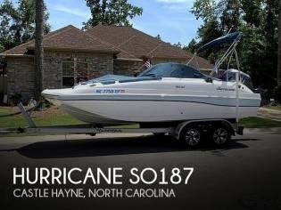 Hurricane SD 187