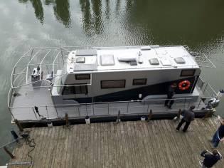 Andere Camper Hausboot Torpedo(Video)(TB)