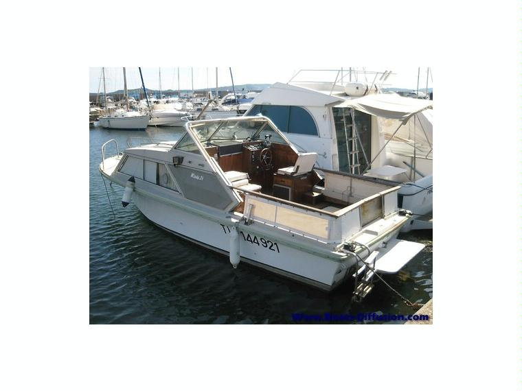 windy 24 cabine cruiser en var