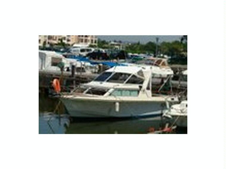bateau windy 24