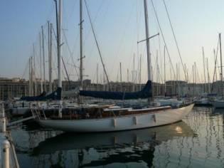 Berthon Boats Yawl