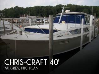 Chris-Craft Commander Sedan 38