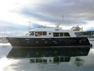 marcelo penna 70 Trawler