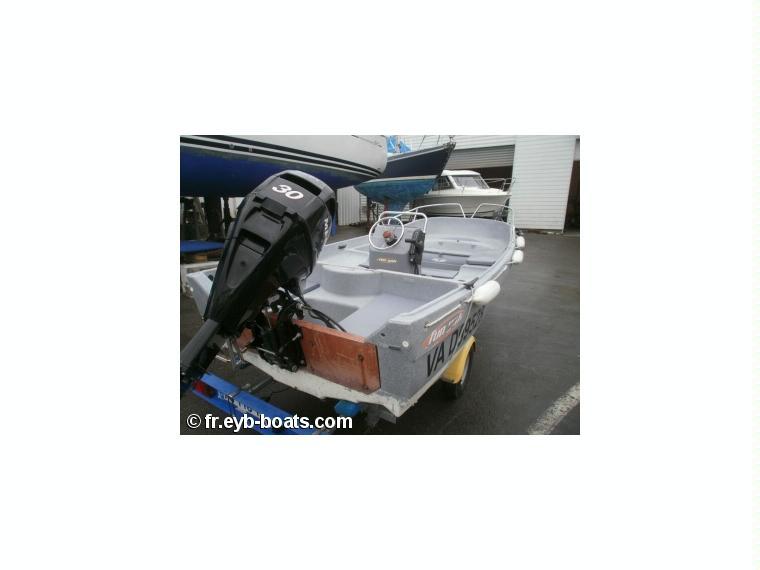 fun yak 450 en loire atlantique bateaux moteur d 39 occasion 10057 inautia. Black Bedroom Furniture Sets. Home Design Ideas