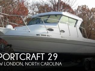 Sportcraft 272 Sportfish
