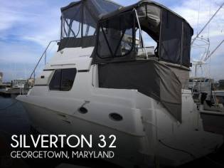 Silverton 322