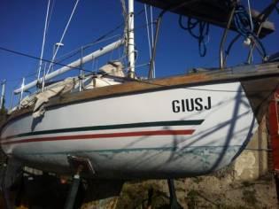 ALPA Barca a vela 550