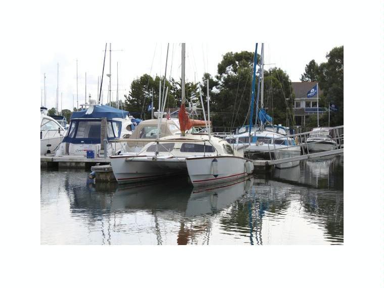iroquois catamaran mk2 en bavi u00e8re