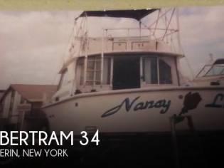 Bertram 34