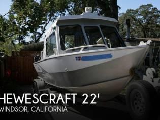Hewescraft 220 Sea Runner
