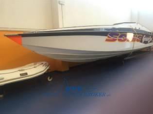Custom Sonic Power Boats 41 SS