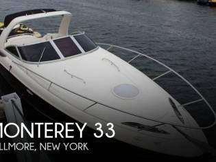 Monterey 298 Sport Cruiser