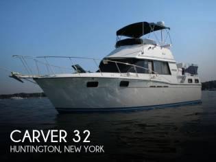 Carver 3207 Aft Cabin