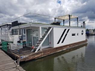 starke Preissenkung: Hausboot Eberswalde