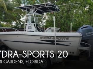 Hydra-Sports 2000 CC