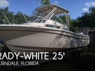 Grady-White Sailfish 25 Sport Bridge