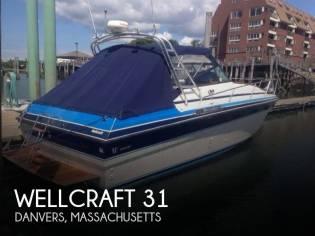 Wellcraft 3100 Express Cruiser