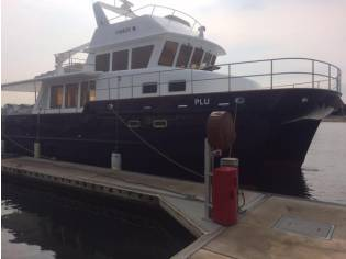 Trawlercat Power 55ft