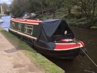 Narrowboat 32 Traditional Stern