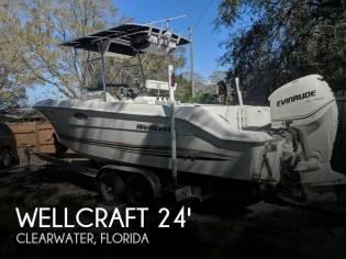 Wellcraft 230 Fisherman