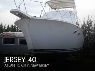 Jersey 40 Sport Fisher