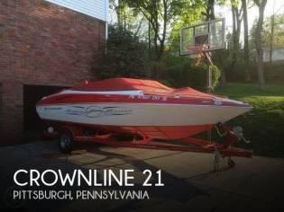 Crownline 21 ss