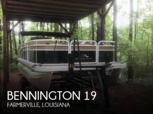 Bennington 20S Cruise