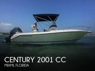 Century 2001 CC
