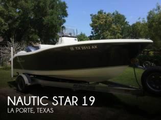 Nautic Star 19