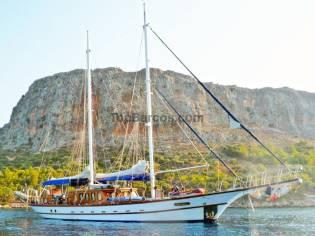 AEGEAN YATCHS STEEL SCHOONER