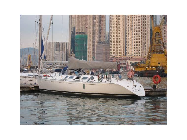 beneteau first 41s5 en hong kong