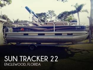 Sun Tracker 20 DLX