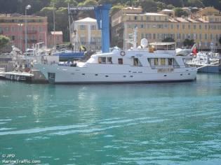 Custom Classic Motor Yacht