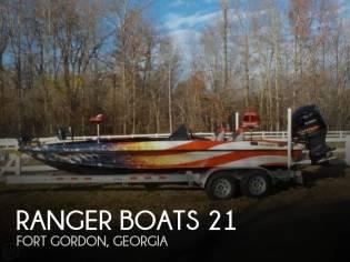Ranger Boats Z521 Comanche