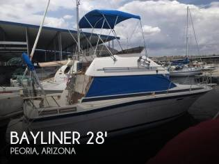 Bayliner 2850 Command Bridge