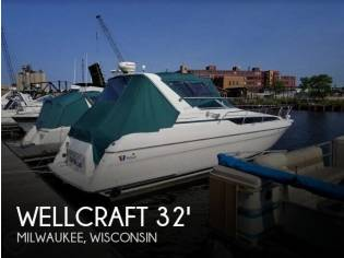 Wellcraft Martinique 3200
