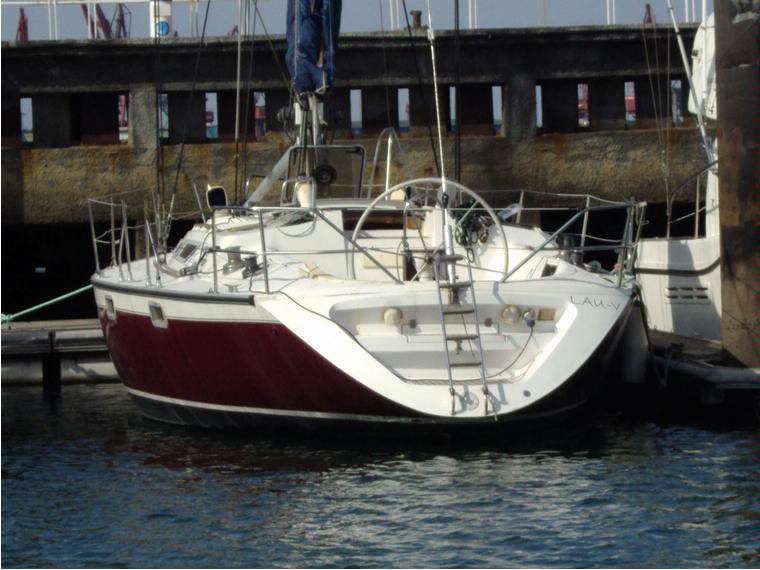 jeanneau sun magic 44 en puerto deportivo de el abra getxo yacht voile d 39 occasion 68514. Black Bedroom Furniture Sets. Home Design Ideas