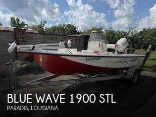Blue Wave 1900 STL