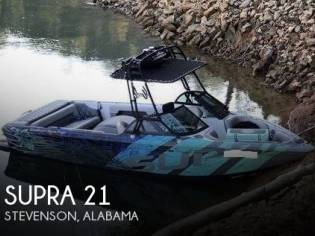 Supra 21 Launch